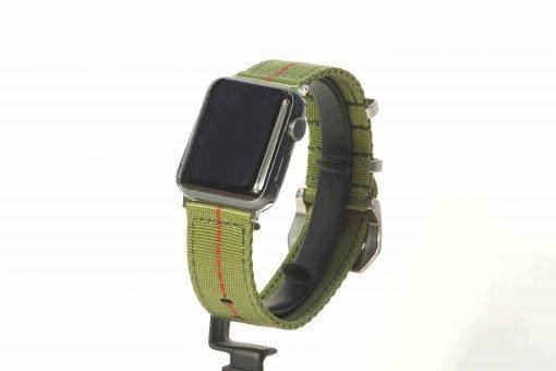 Adapter und Uhrenarmband für alle Apple Watch Modelle