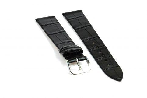 Uhrenarmband in schwarz