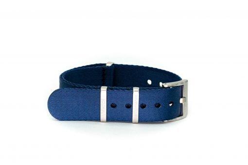 blue watch strap