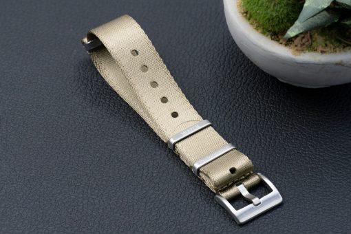 khaki watch strap