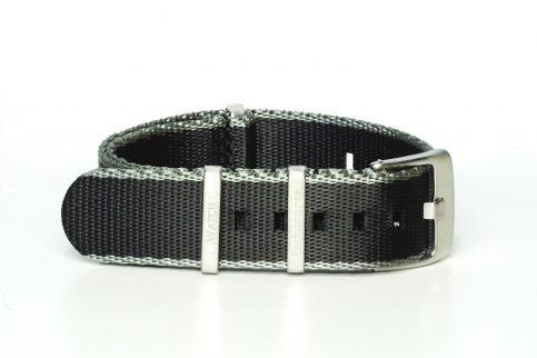 Seatbelt Watchperformance in den Farben grau und schwarz